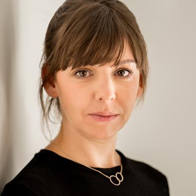 Janina Schmidt Portrait