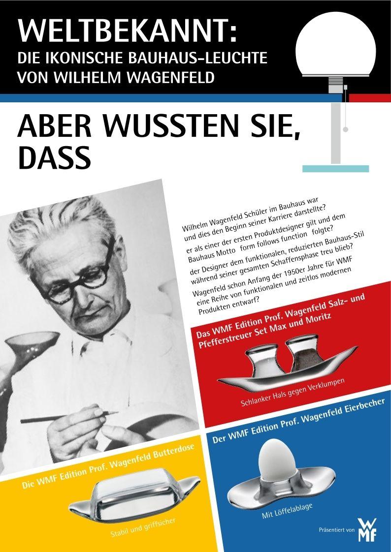 Wmf Bauhaus Grafik