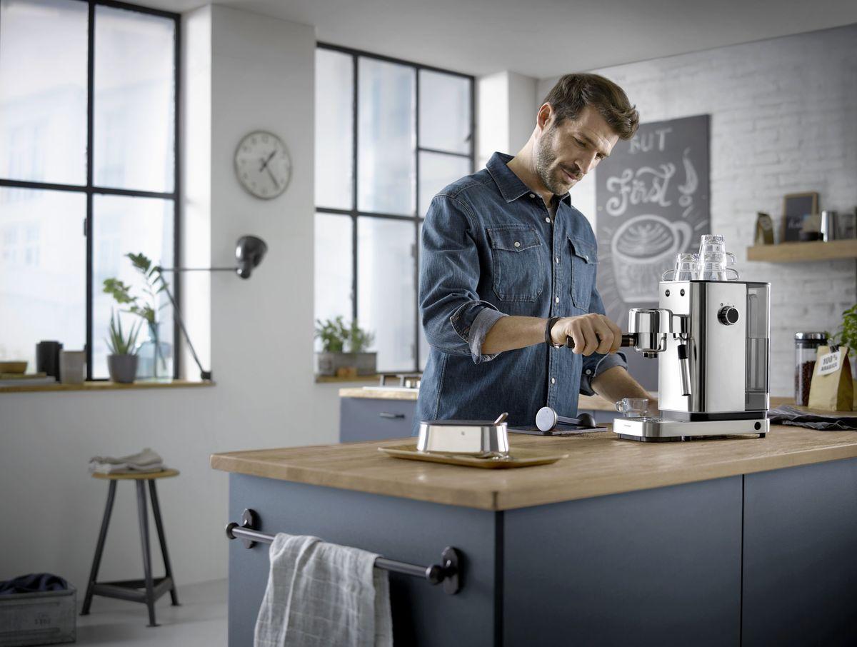 Wmf Lumero Espresso Siebträger Maschine Mood 2